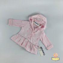 Duksić za bebe od organskog pamuka - roze