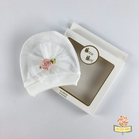 Kape za devojčice – pink rose