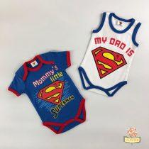 Set dva bodića - Superman.