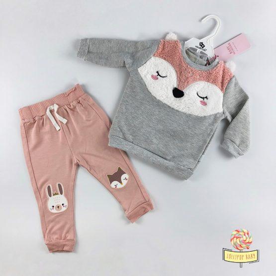 Kompletić Baby Wonder – Shiny Fox