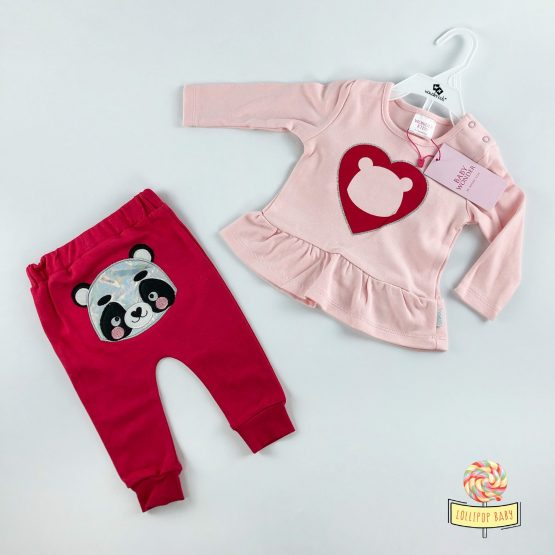 Kompletić Baby Wonder – Panda