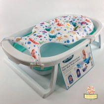 """Podloga za kupanje bebe """"morski svet"""""""