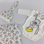 """Trodelni kompletić Disney Baby """"Pluton"""""""