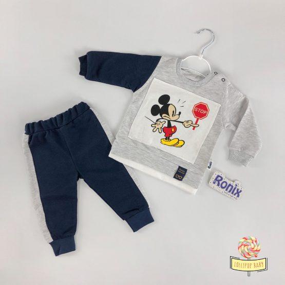 Kompletić Mickey Stop – teget