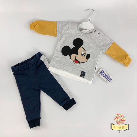 Kompletić Mickey – žuti