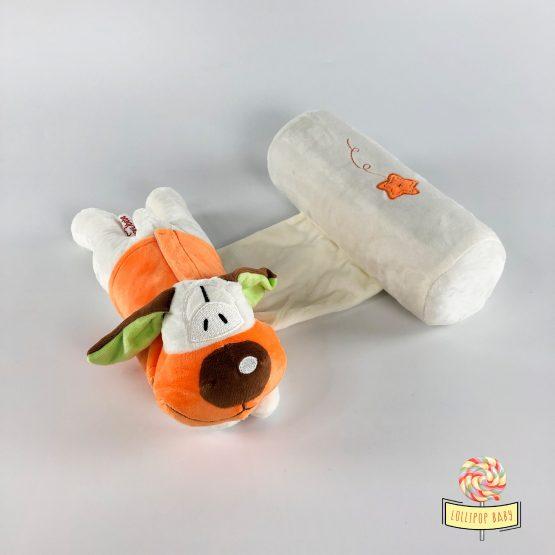 Pozicioner za bebe u obliku igračke - kuca