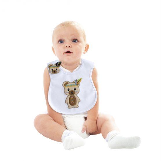 Nepromočive portikle za bebe - univerzalna