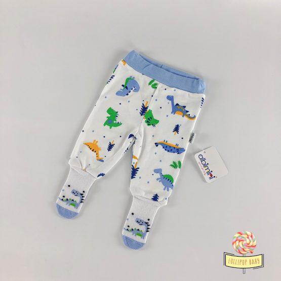 Donji deo sa čarapicama za bebe dečake