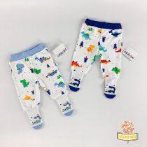 Donji deo za bebe sa čarapicama - dino