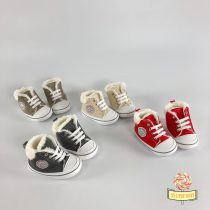 Futrovane patikice za bebe