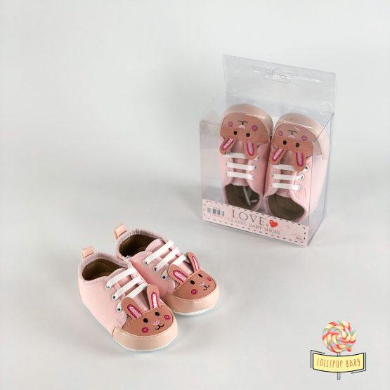 Patike za bebe devojčice - Zeke