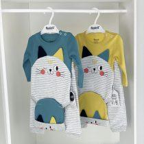 "Trodelni kompletić za bebe MiniWorld ""Maca"""