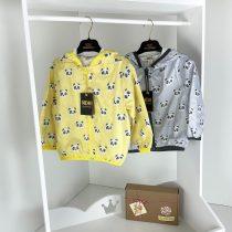 """Šuškava prolećna jaknica """"Panda"""""""