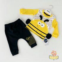 "Dvodelni kompletić za bebe MiniWorld ""Bee"""