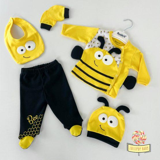 "Petodelni set za bebe MiniWorld ""Bee"""