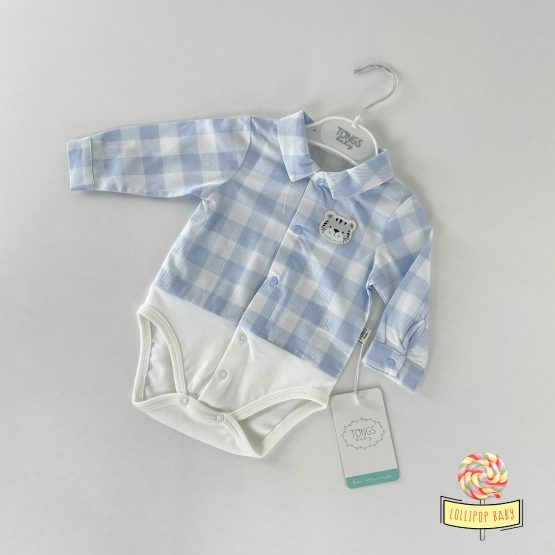 Bodi-košulja za novorođenče Tongs Baby