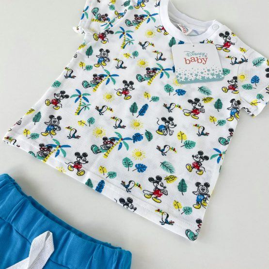"Letnji kompletić Disney Baby ""Mickey Mouse"""