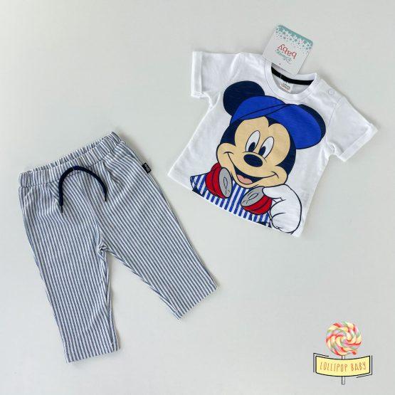 """Dvodelni kompletić Disney Baby """"Mickey Mouse"""""""