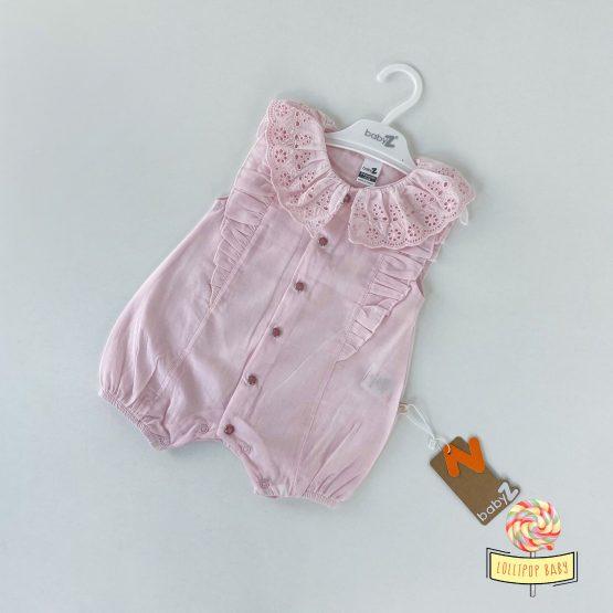Roze letnji zeka za bebe devojčice BabyZ