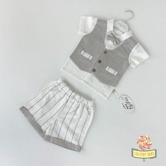 Svečano odelce za bebe dečake Mymio