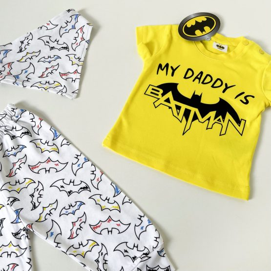 "Trodelni kompletić Disney Baby ""Batman"""