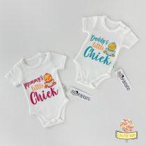 """Letnji bodi za bebe """"Little Chick"""""""
