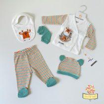 "Set za novorođenče Junior Royal ""Giraffe"""