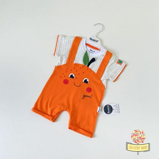 """Letnji zeka za bebe MiniWorld """"Orange"""""""