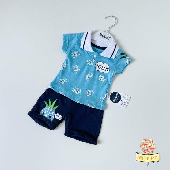 """Letnji zeka za bebe MiniWorld """"Ananas"""""""