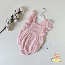 Romper za bebe devojčice od muslina