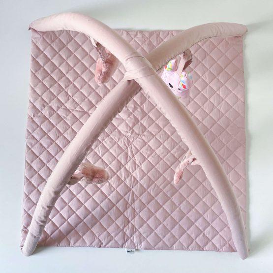 Mekana BabyJem gimnastika za bebe (roze)