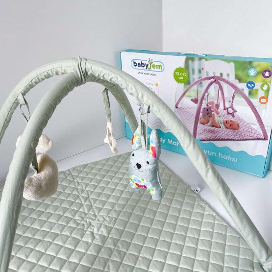 Mekana BabyJem gimnastika za bebe (mint)