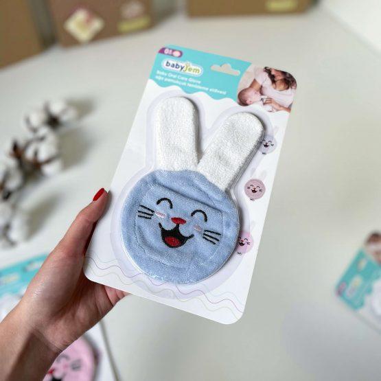 Rukavica naprstak za oralnu higijenu bebe BabyJem