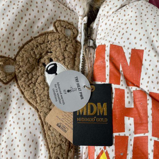"""Zimska jaknica za dečake MDM """"Meda"""""""