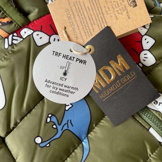 "Zimska jaknica za dečake MDM ""Dino"""