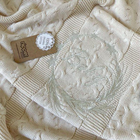 Knit set za bebe NipperLand