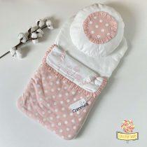 Dunjica za bebe sa jastukom Caramell