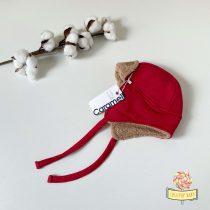 Zimska kapa za bebe dečake Caramell