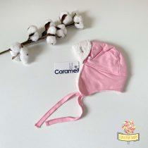 Zimska kapa za bebe devojčice Caramell